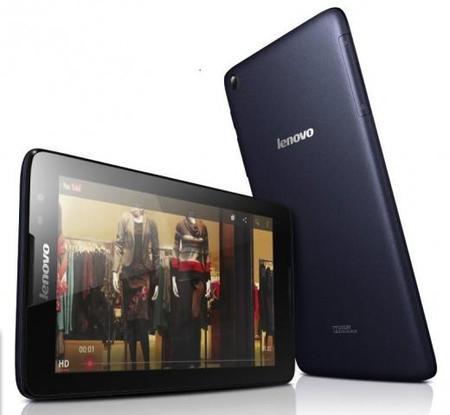 Lenovo lanza cuatro nuevas tablets de su Serie A