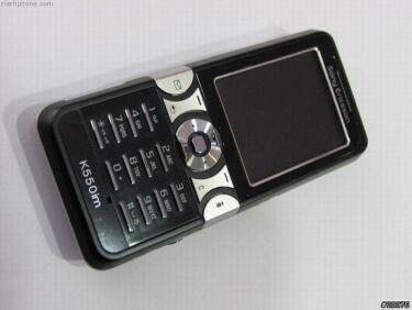 Sony Ericsson K550i, nuevo nombre del K770