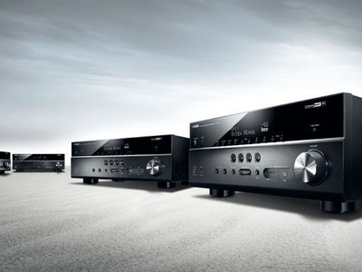 Yamaha renueva su gama media con dos nuevos receptores AV compatibles con 4K y HDR