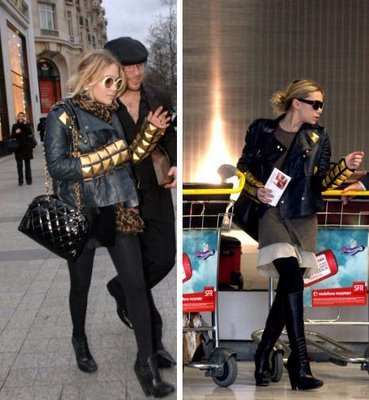 Foto de Mary Kate y Ashley Olsen en la Semana de la Moda de Paris (2/5)