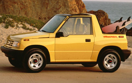 Geo Tracker Yellow 95 10