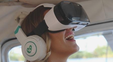 Ceekars, auriculares 4D para gafas de realidad virtual