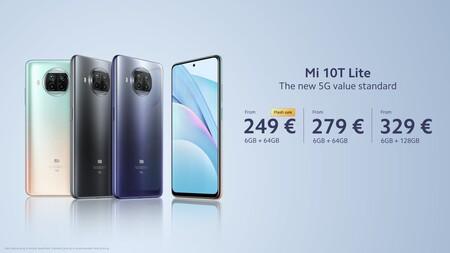Xiaomi Mi 10t Lite Oficial Lanzamiento Precio Disponiblidad Oficial