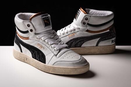 Puma Y Replay Hacen Del Vintage La Novedad Con El Lanzamiento De Los Iconicos Sneakers Ralph Sampson 02