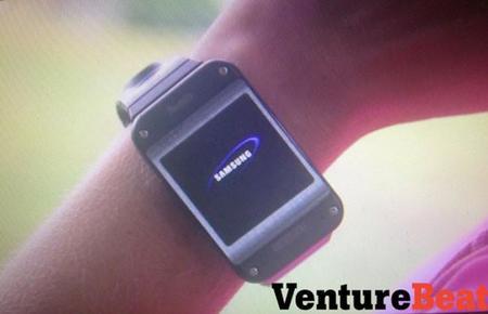 Se filtran fotografías del Galaxy Gear, el reloj inteligente de Samsung