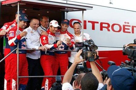La semana después del rally. Sébastien Loeb nos agota los calificativos