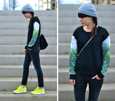 lucy blogger sport