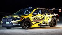 Tanner Foust y su Volkswagen Passat de 900 CV para Fórmula Drift