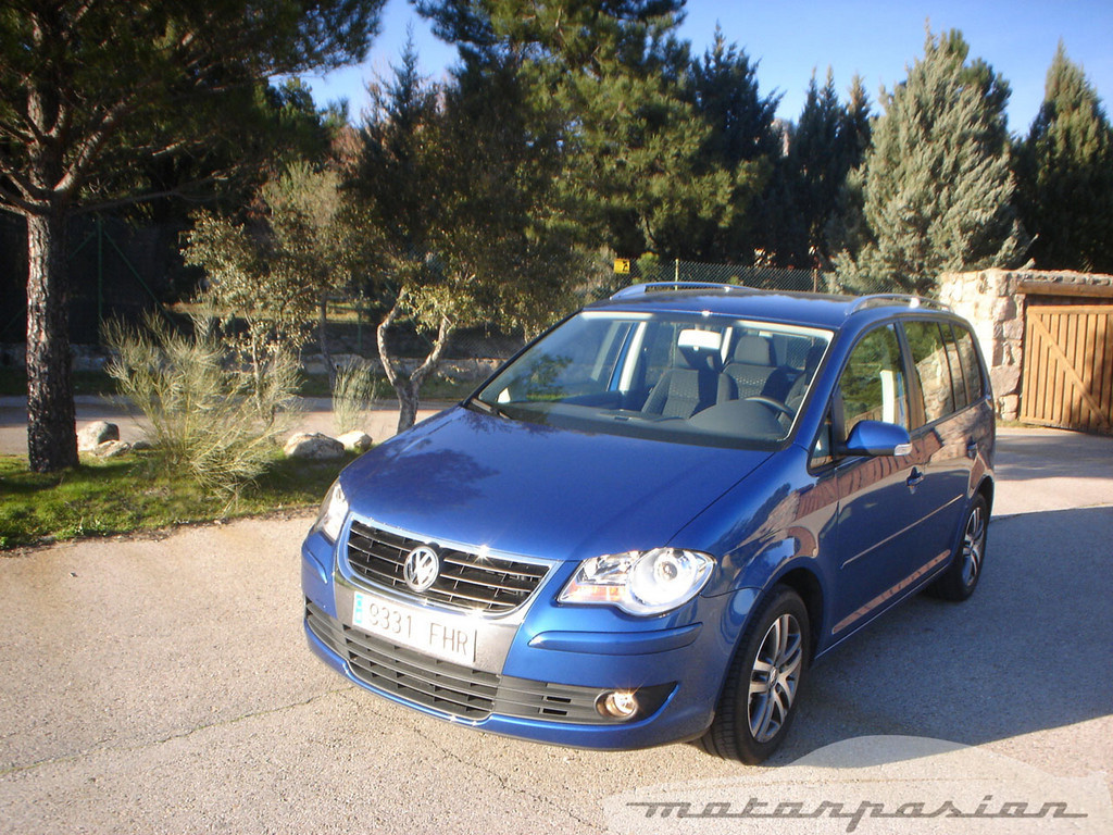 SEAT Altea XL contra Volkswagen Touran