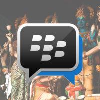 El curioso caso de Indonesia y el triunfo de BlackBerry Messenger