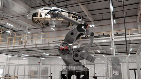 Lucid Motors empieza a dar forma a su propia gigafactoría, donde aspira a fabricar 400.000 coches eléctricos al año