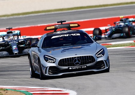 Safety Car Montmelo F1 2019