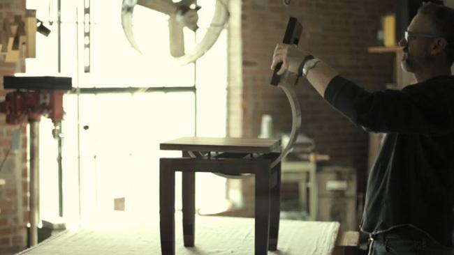 silla artesanal - 1
