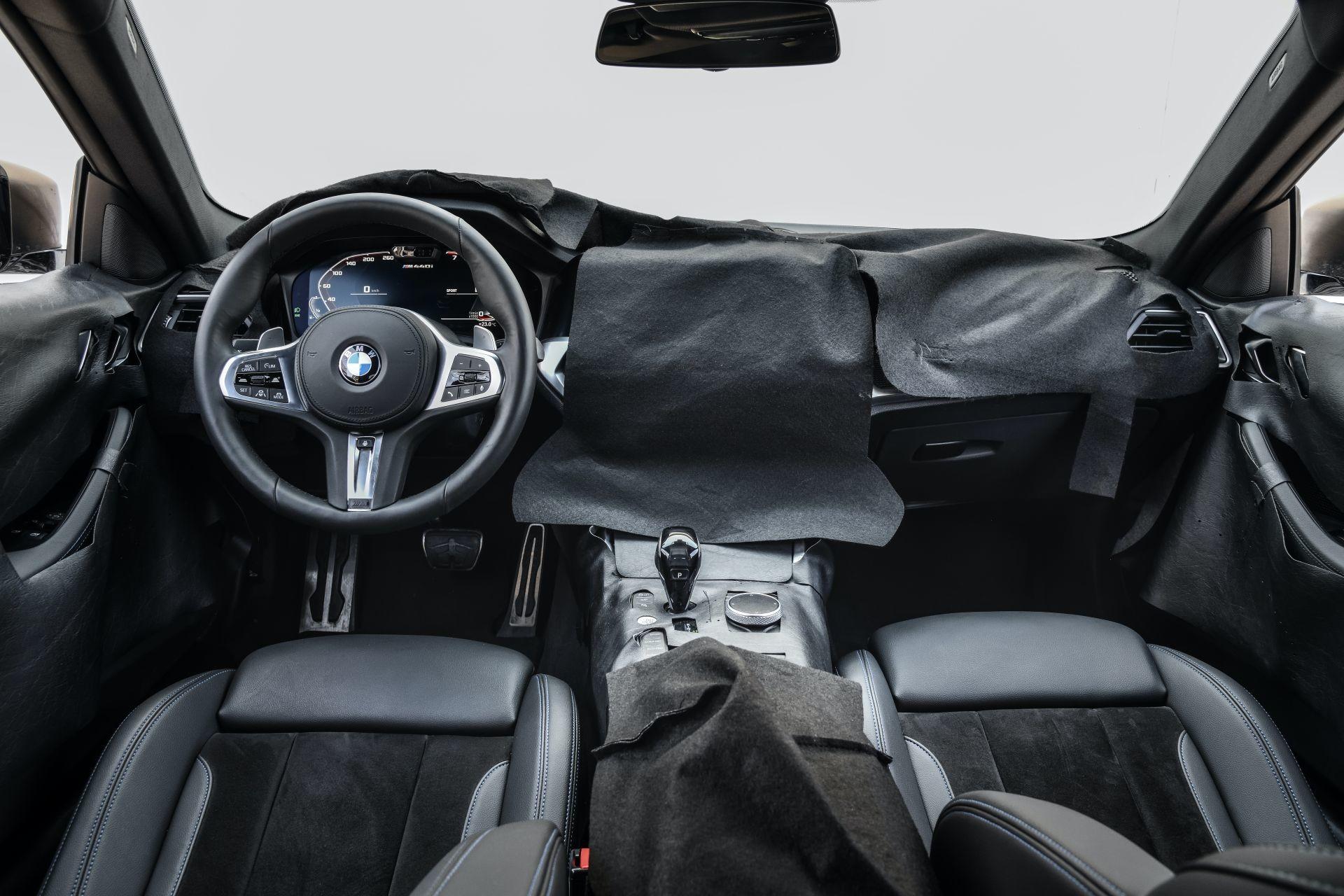 Foto de BMW Serie 4 2021 (fotos espía) (37/38)