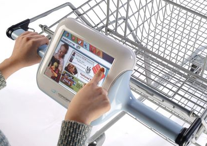 Carro de compra interactivo, se acabaron las colas