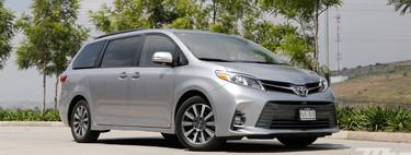 Toyota Sienna 2018, a prueba: una miniván que no le tiene miedo a ningún SUV