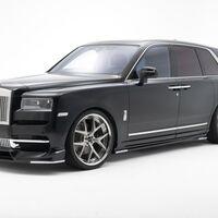 Rolls-Royce Cullinan Black Bison, Wald International viste con su mejor traje tuning al SUV británico