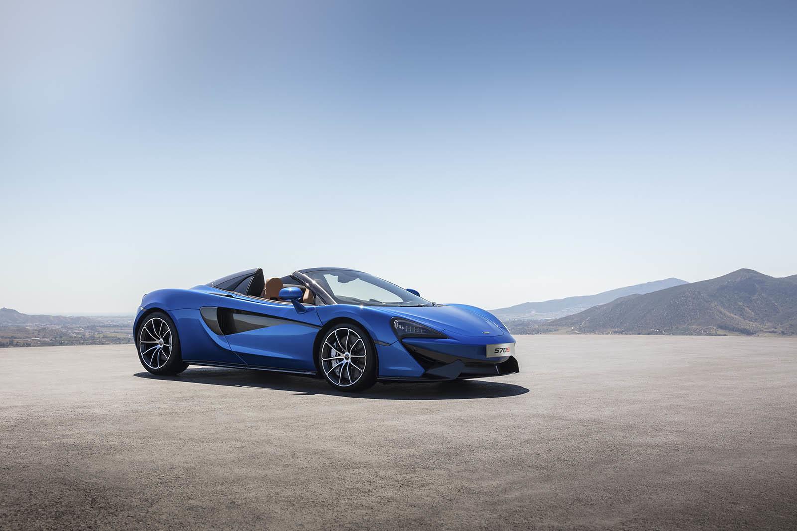 Foto de McLaren 570S Spider (22/31)