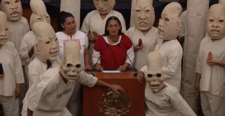 Jesusa Rodriguez Video Maiz Ley Anuncio Raro
