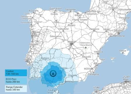 BMW i3 desde Sevilla