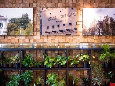 El Hotel ME Madrid se llena de arte con Nave Oporto