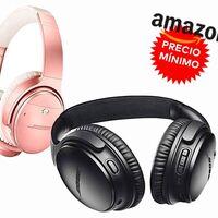 Estos Bose QuietComfort 35 II están más baratos que nunca en Amazon: ahora te los dejan en 199 euros en las ofertas de adelanto del Black Friday