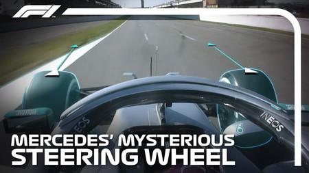 Así funciona el DAS, el volante que ajusta las suspensiones con el que Mercedes ha revolucionado la Fórmula 1