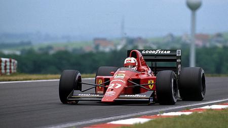 Gran Premio Hungría 1989: Nigel Mansell protagoniza la gran remontada
