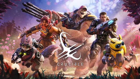Tras probar Crucible, el hero shooter de Amazon Games, no puedo evitar tener la sensación de haberlo jugado ya antes