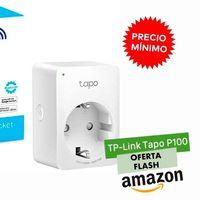 Más barato que nunca en Amazon: el enchufe inteligente TP-Link Tapo P100 ahora por sólo 9,99 euros