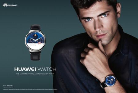 Huawei recurre a la crème de la crème del mundo de la moda para presentar su nuevo reloj