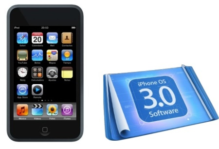 Probamos el iPhone OS 3.0 BETA en un iPod Touch 1st Gen