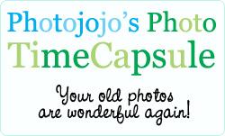 Cápsula del tiempo de Photojojo