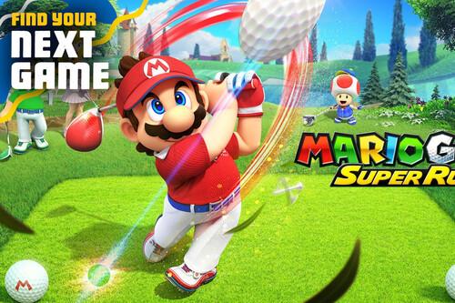 Análisis de Mario Golf Super Rush: el choque entre nostalgia e innovación vuelven a marcar al Mario deportista