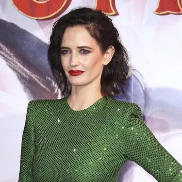 Eva Green hace honor a su apellido con el vestido más brillante y sexy en la première de 'Dumbo'