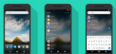 Evie Launcher: un lanzador de apps muy ligero, elegante y con soporte a app shortcuts en Lollipop
