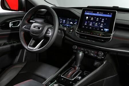 Jeep Compass 2021 Interior 02