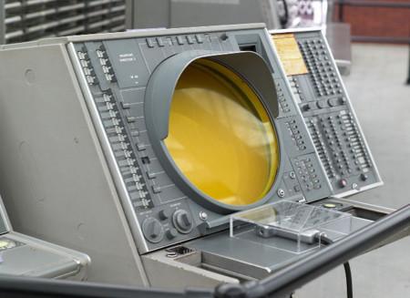 Consola de AN/FSQ-7