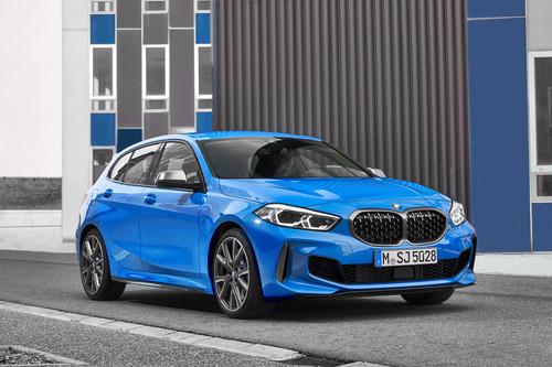 Llega el BMW Serie 1 2019: ahora con tracción delantera, diésel y gasolina de 116 a 306 CV y más tecnológico que nunca