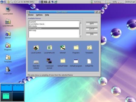 En 2001 Una Empresa Llamada Serenity System International Lleg A Un Acuerdo Con IBM Para Poder Crear Sistema Operativo Propio Basado