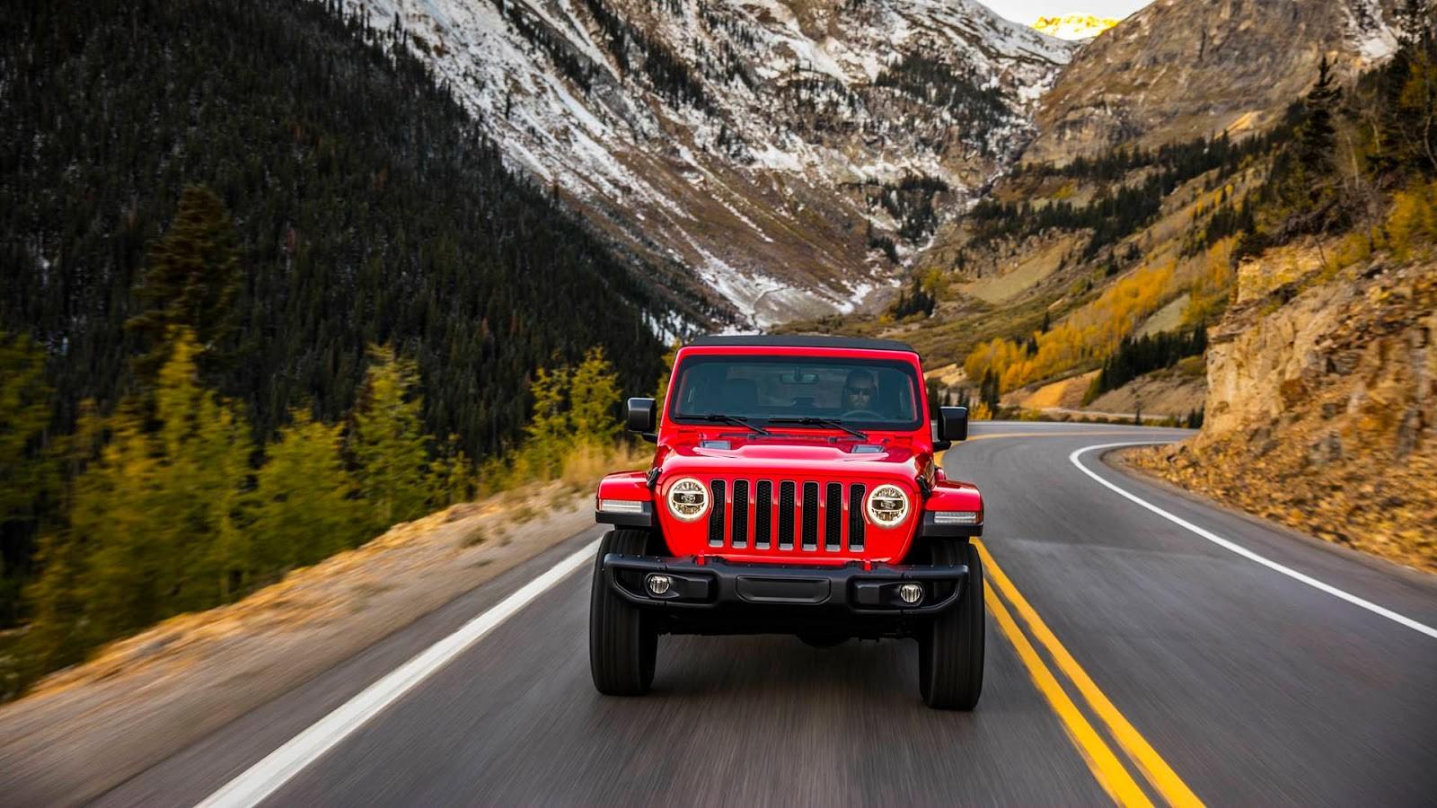 Foto de Jeep Wrangler 2018 (49/114)