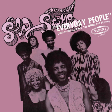Sly The Family Stone Sing A Simple Song