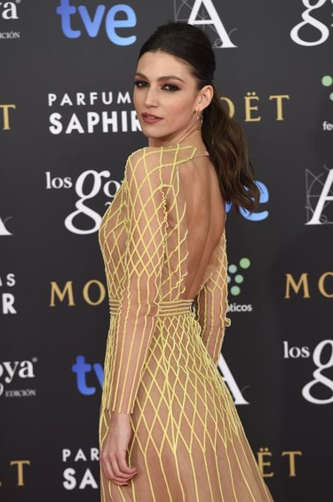 Teresa Helbig es la elegida por Úrsula Corberó para los Premios Goya 2015