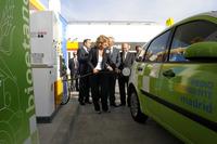 Ya se puede repostar en Madrid bioetanol E85