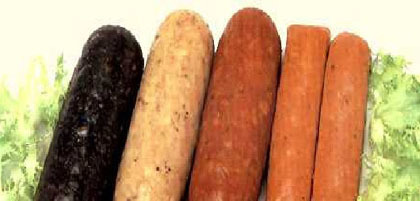 Chorizo para vegetarianos