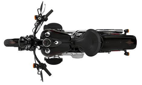 Harley Davidson FLSTSB Softail Cross Bones 2008