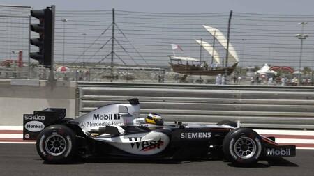 De La Rosa Barein F1 2005