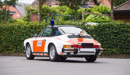 Rijkspolitie Porsche 911 Carrera 3.2 Targa