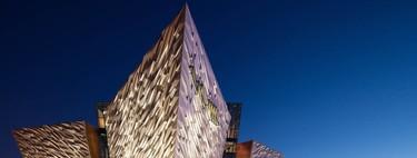 Revive la historia del gran naufragio en el Centro Interactivo Titanic en Belfast