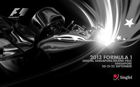Gran Premio Singapur Fórmula 1 2013: los neumáticos, el tiempo y comentarios sobre el circuito